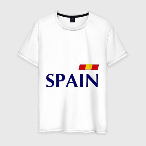 Мужская футболка хлопок Сборная Испании - 10