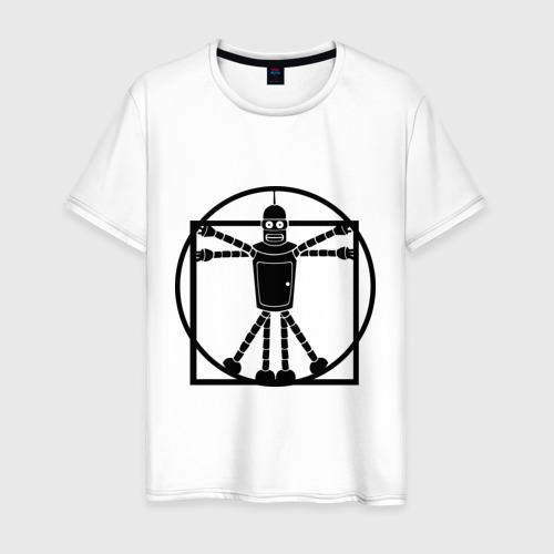 Мужская футболка хлопок bender da vinchi
