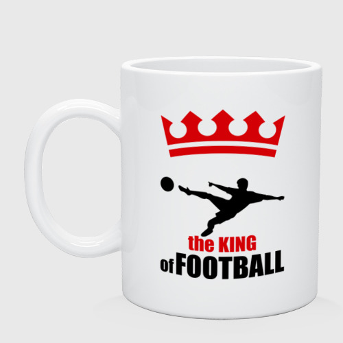 Кружка Король футбола
