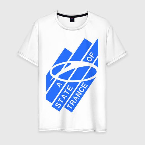 Мужская футболка хлопок A state of trance