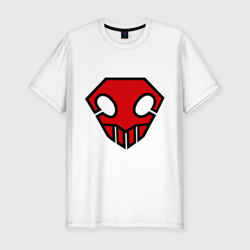 Мужская футболка хлопок Slim BLEACH logo