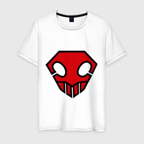 Мужская футболка хлопок BLEACH logo