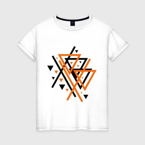 Женская футболка хлопок Paul van Dyk Chaos