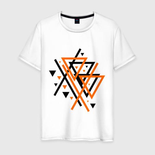Мужская футболка хлопок Paul van Dyk Chaos