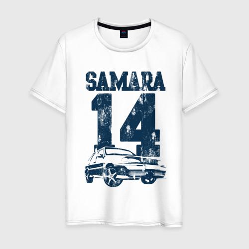 Мужская футболка хлопок Samara 2114