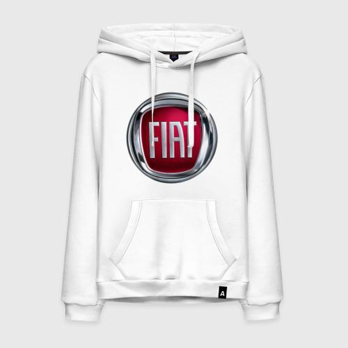 Мужская толстовка хлопок FIAT logo