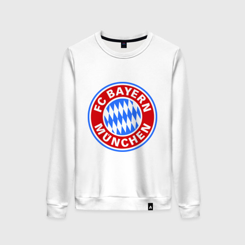 Женский свитшот хлопок Bavaria-Munchen