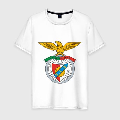 Мужская футболка хлопок ФК Бенфика