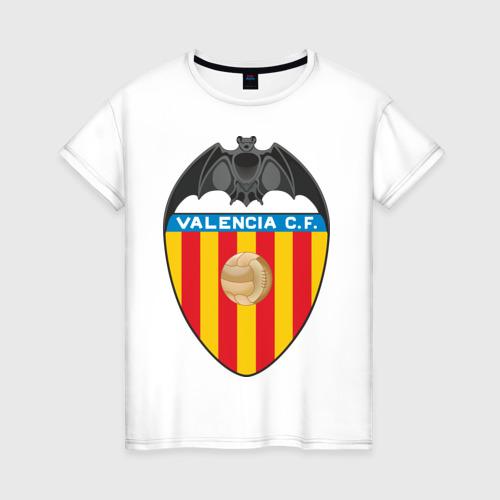 Женская футболка хлопок Валенсия