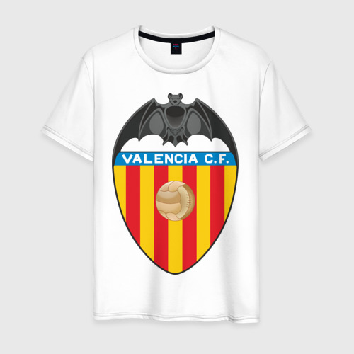 Мужская футболка хлопок Валенсия