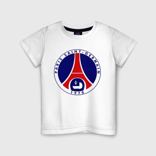 Детская футболка хлопок Пари Сен-Жермен