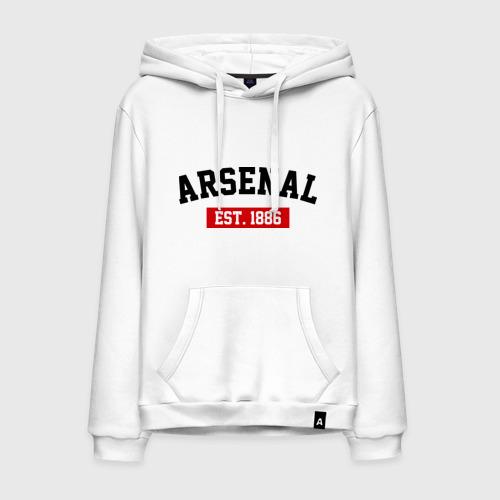 Мужская толстовка хлопок FC Arsenal Est. 1886