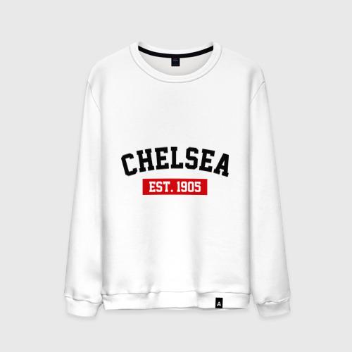 Мужской свитшот хлопок FC Chelsea Est. 1905