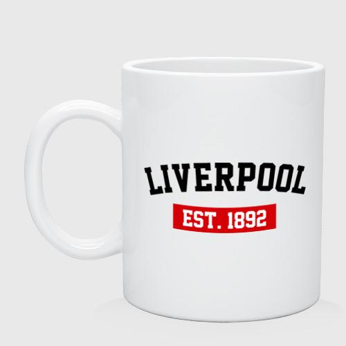 Кружка FC Liverpool Est. 1892