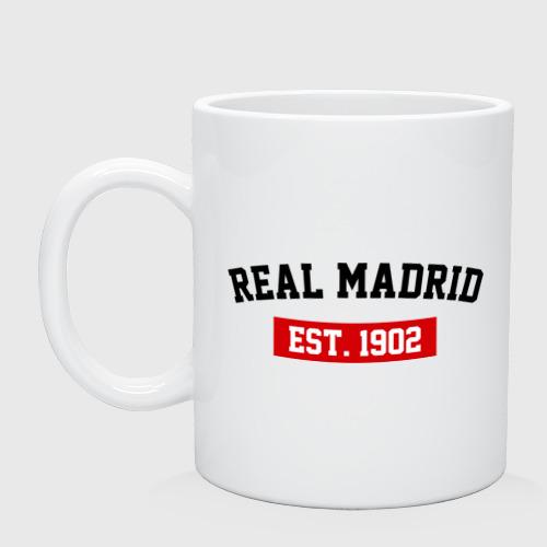 Кружка FC Real Madrid Est. 1902