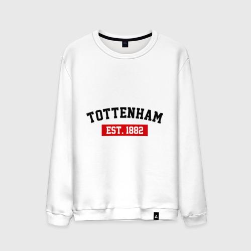 Мужской свитшот хлопок FC Tottenham Est. 1882