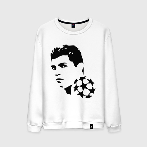 Мужской свитшот хлопок C.Ronaldo