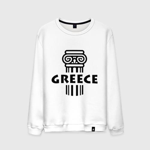 Мужской свитшот хлопок Греция