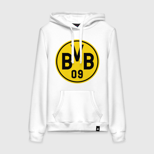 Женская толстовка хлопок Borussia Dortmund
