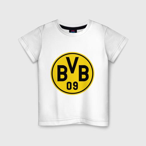 Детская футболка хлопок Borussia Dortmund