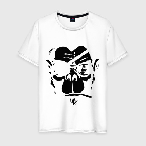 Мужская футболка хлопок Мистер Горилла