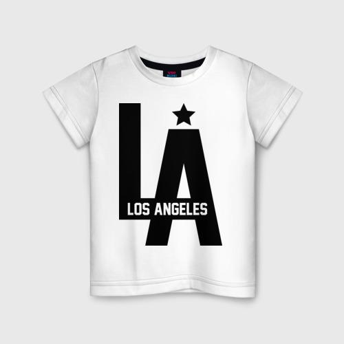 Детская футболка хлопок Los Angeles Star