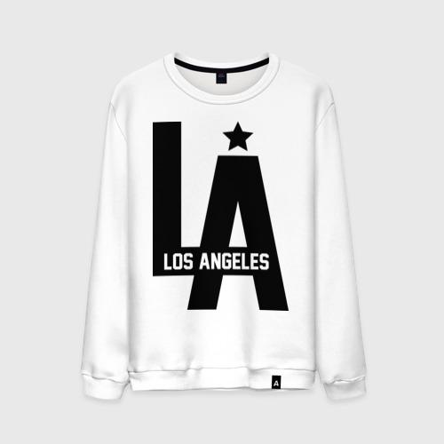 Мужской свитшот хлопок Los Angeles Star