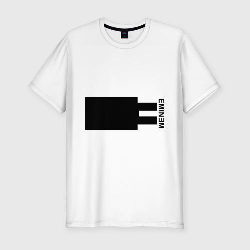 Мужская футболка премиум Eminem