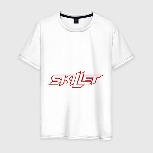 Мужская футболка хлопок Skillet