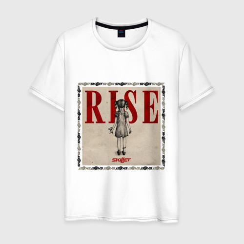 Мужская футболка хлопок Rise skillet