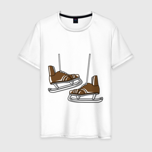 Мужская футболка хлопок Старые коньки