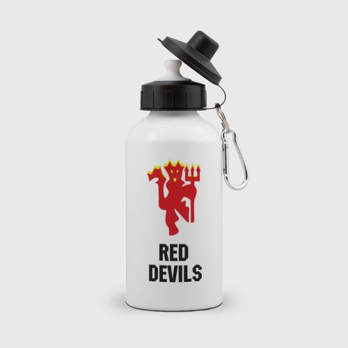 Бутылка спортивная red devils (manchester united)