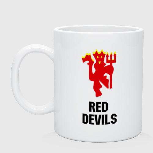 Кружка red devils (manchester united)