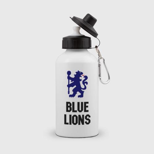 Бутылка спортивная blue lions (chelsea)