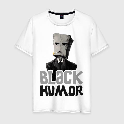 Мужская футболка хлопок Black Humor