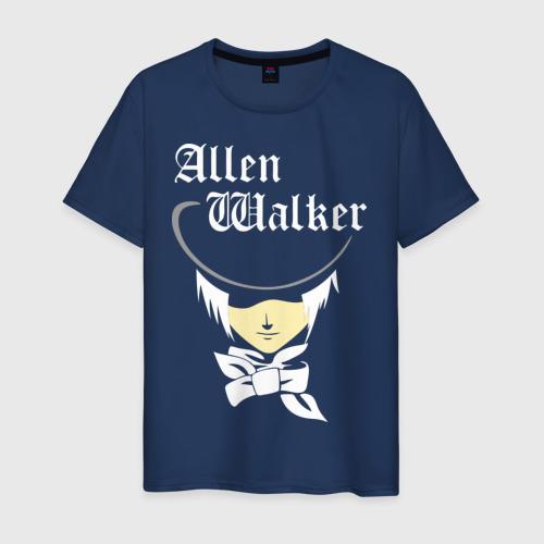Мужская футболка хлопок Allen Walker