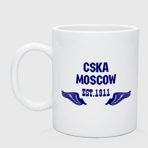 Кружка керамическая CSKA Moscow