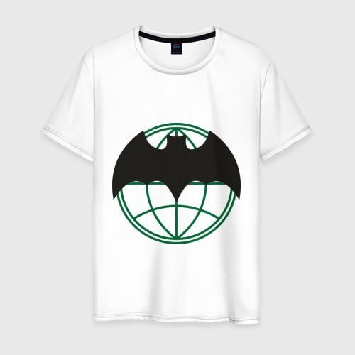 Мужская футболка хлопок Символ разведки