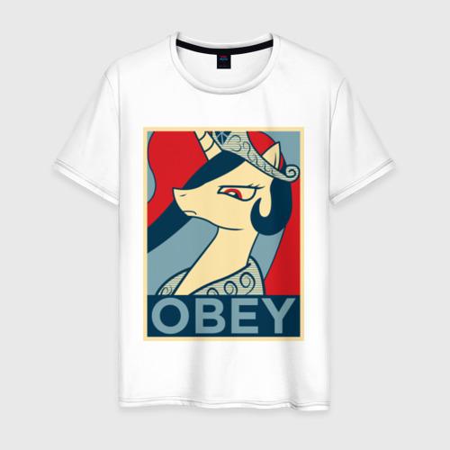 Мужская футболка хлопок Trixie obey