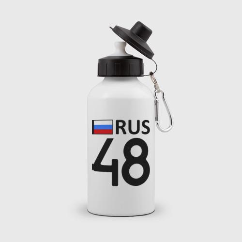 Бутылка спортивная Липецкая область (48)