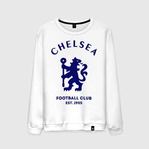 Мужской свитшот хлопок Челси Футбольный клуб Chelsea