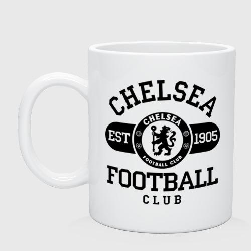Кружка керамическая Chelsea футбольный клуб