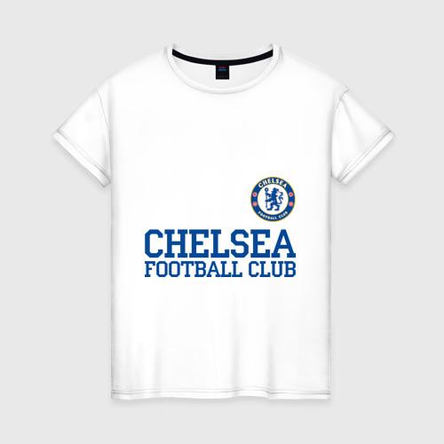 Женская футболка хлопок Chelsea