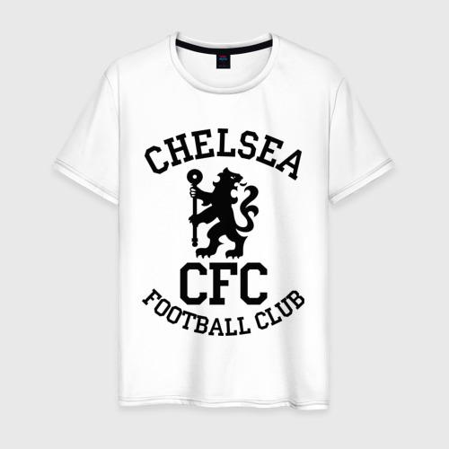 Мужская футболка хлопок Chelsea FC