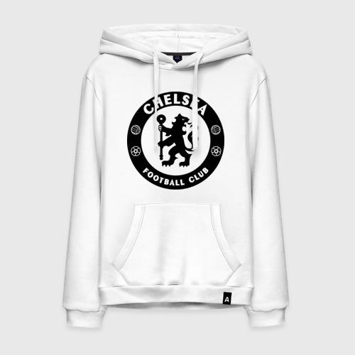 Мужская толстовка хлопок Chelsea logo