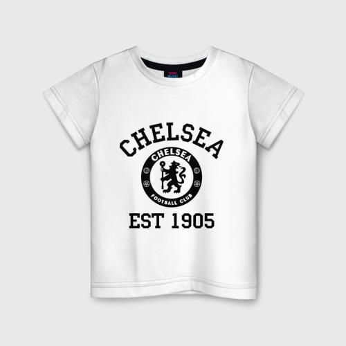 Детская футболка хлопок Chelsea 1905