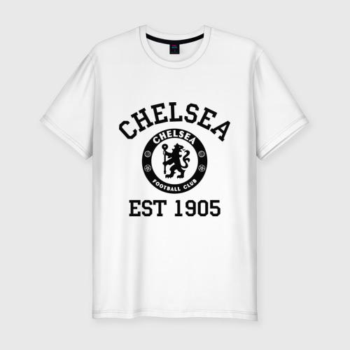 Мужская футболка хлопок Slim Chelsea 1905
