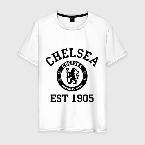 Мужская футболка хлопок Chelsea 1905