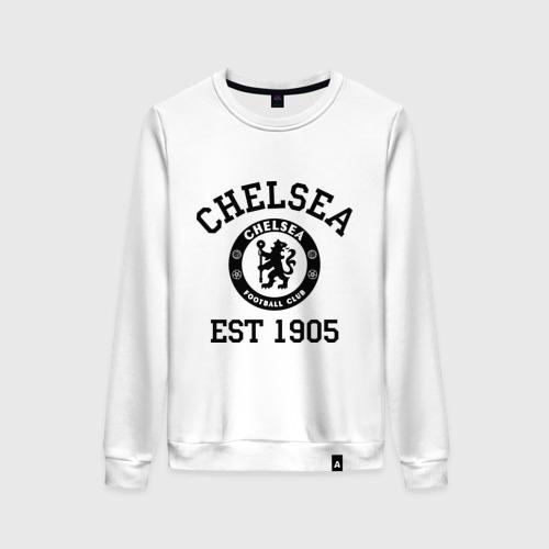 Женский свитшот хлопок Chelsea 1905