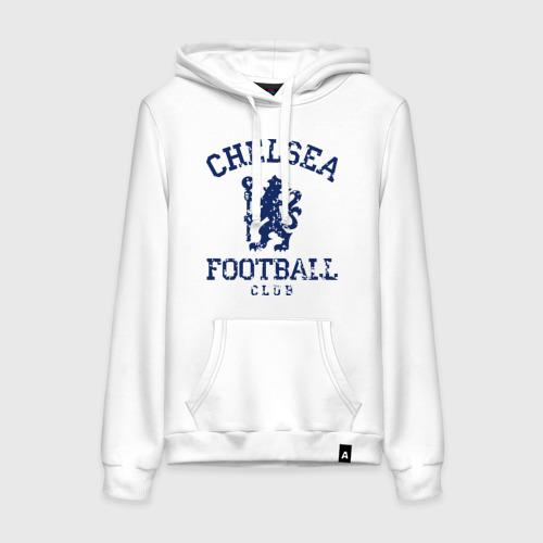 Женская толстовка хлопок Chelsea FC